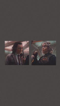 Wallpaper Loki and Sylvie