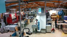 Another busy day at V and F Sheet Metal UK  www.vand.co.uk