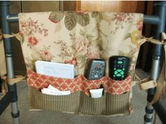 6 Ways to Share Sewing Skills with those in Need...Walker Caddies for the Elderly, Dress A Girl, Pillowcases, CareWear, Chemo hats, Hospital Bed Saddlebags,