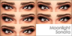 Mod The Sims: Moonlight Sonata -5 mascaras- by Vampire_aninyosaloh • Sims 4 Downloads
