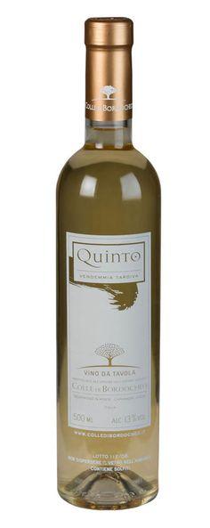 Quinto Vendemmia Tardiva (Vineyards Colle di Bordocheo)