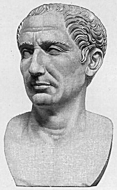 "Gaius Julius Caesar (100-44 BC).  Beware the Ides of March!  The last and greatest of the Roman Dictators.  He was named ""dictator in perpetuity"", or in his case, 'dictator for the remaining two months of his life'."