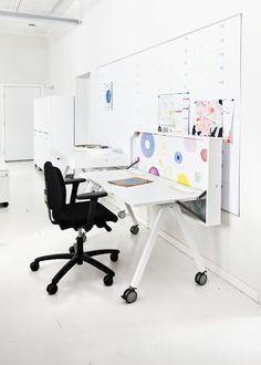 WDC Helsinki 2012 office. Design Rane Vaskivuori