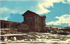 CRIPPLE-CREEK-DISTRICT-MUSEUM-CRIPPLE-CREEK-COLORADO-1977-POSTCARD