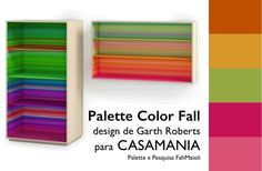 palette color fall by fah maioli