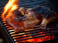 Recette de Poulet à la portugaise sur le BBQ - L'Anarchie Culinaire selon Bob le Chef