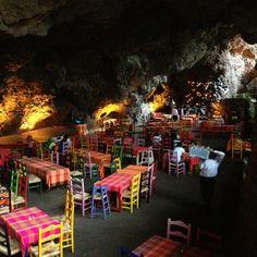 La gruta Restaurant (Mexico City, Mexico)