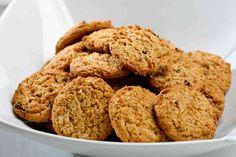 Cookies de zanahoria y naranja sin azúcar