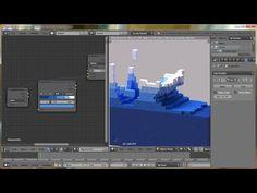▶ Blender Tutorial: Lego Fluid Effect - YouTube