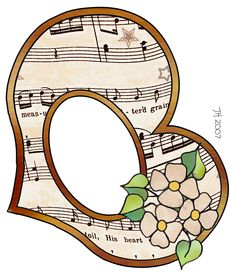 ArtbyJean - Vintage Sheet Music: ---FRAMES