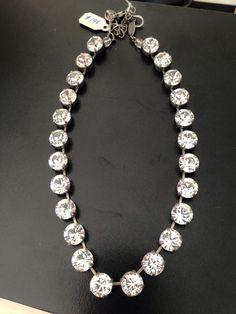 Last Chance this week to get this Crystal MANHATTAN Choker for $119!!! Ends DECEMBER 31st then it goes back up to $198!  Contact me at: stephaniesabika@gmail.com or call/text at 412-915-5982.