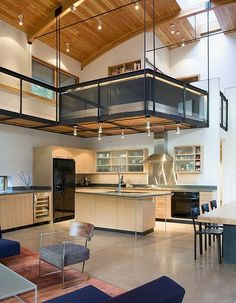318 best Mezzanine Floor Design & Ideas images on Pinterest in 2018 ...
