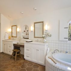 Bathroom Design Ideas Pictures Remodeling And Decor Tomette Terre Cuite Carrelage Salle