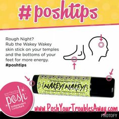 What is Perfectly Posh? Perfectly Posh offers luxurious items such as bath fizzies, chunky soaps, body scrubs, decadent body butters, purifying masks, and amazing skin care products. Shop online at https://www.perfectlyposh.com/skin-sticks/wakey-wakey-skin-stick All products are spa-quality and made with only the best natural ingredients that are NEVER tested on animals. Best of all - every product is UNDER $25 and if you buy 5 products your 6th product is FREE!