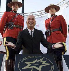 Canadas walk of fame, toronto, howie mandel - Bing Images