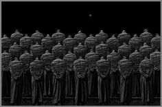 by Misha Gordin / The New Crowd, 2001-2002 To break through stillness of a fear To burn the gates of brutal fate To raise the monument of sorrow To cruelty of human race