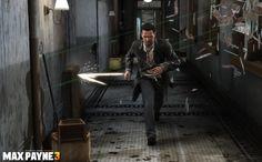 Imagens inéditas mostram o tiroteio de Max Payne 3 em Nova York