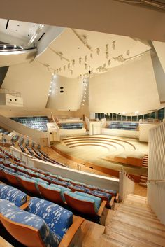 New World Symphony Concert Hall - Photo By Rui Dias-Aidos - REDAV  (Miami Beach, Florida)