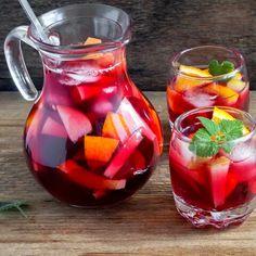 Fruity Drinks, Alcoholic Drinks, Beverages, Cocktails, Limoncello, Mojito, Milkshake, Love Food, Juice
