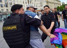 Putin apoyó investigar persecuciones a homosexuales