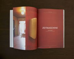 Nevertheless Magazine Layout by Atelier Olschinsky