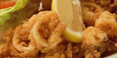 Fried Calamari Recipes | Food Network Canada