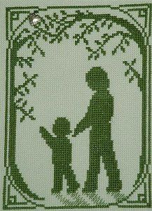 Handblessings - Summer Silhouette - Walk With Mom – Stoney Creek Online Store