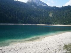 Small Black Lake  - Durmitor National Park  #Montenegro