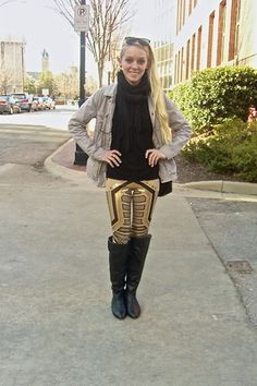 WHAT TO WEAR: Shopping | College Fashionista
