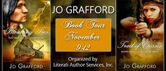 Babu's Bookshelf: Breaking Ties and Trail of Crosses by Jo Grafford