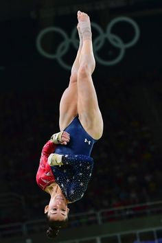 2016 Rio Olympic Games Qualifications--Aly Raisman