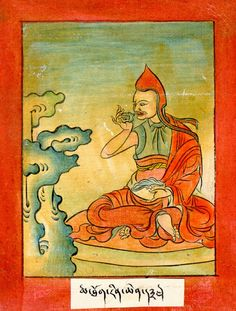 Ma Rinchen Chok. Translator, one of Guru Rinpoche's eight heart-students. Among the first seven to take ordination from Shantarakshita. Traveled to India to invite Vimalamitra to Tibet, becoming a close disciple. Vimalamitra transmitted the root tantras of Mahayoga, Mayajala & Guhyagarbha, and together they translated them into Tibetan. Very few of his 200+ commentaries on the works of Padmasambhava, Vimalamitra, and Buddhaguhya have been preserved.