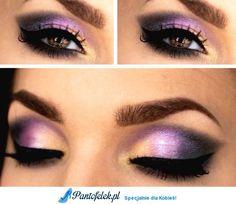 makijaż fioletowy - Szukaj w Google