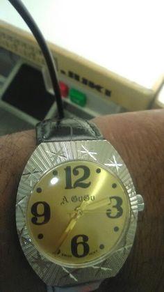 Vintage A GOGO Wrist Watch