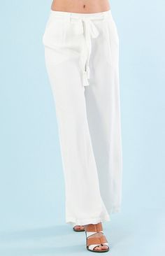 Chandi Crepe Trousers