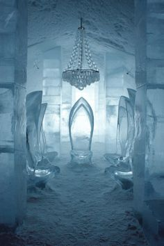 Icehotel, Jukkasjarvi, Sweden | Icehotel – Jukkasjarvi, Sweden | Places I dream of