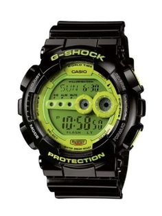Casio G-Shock Digital Watch for Him Shock-resistent