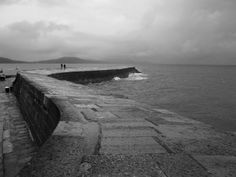 The Cobb, Lyme Regis, Dorset UK