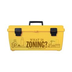 What Is Zoning? Kit - Centre for Urban Pedagogy. $500 (booklet sold separately for $15)