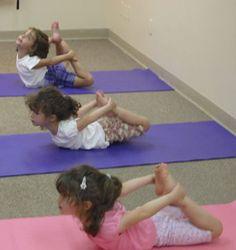 Yoga for Kids: Stress Management Sessions for Children