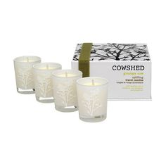 Cowshed Grumpy Cow candles