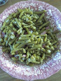 Grüner Bohnensalat, ein schmackhaftes Rezept aus der Kategorie Sommer. Bewertungen: 135. Durchschnitt: Ø 4,5.