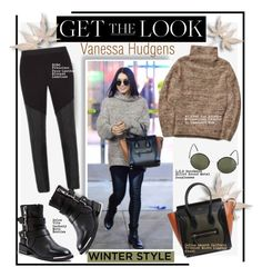 """Get the Look: Winter Edition"" by hamaly ❤ liked on Polyvore featuring L.G.R, JFK, Wilfred, BCBGMAXAZRIA, Dolce Vita, women's clothing, women's fashion, women, female and woman"