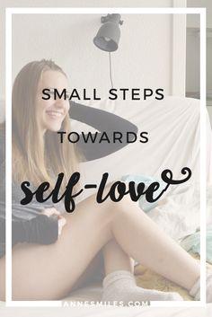 Small Steps Towards Self-Love