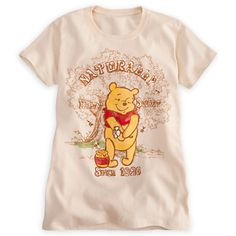 Winnie the Pooh Tee for Women | Tees, Tops & Shirts | Disney Store