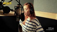 TaeYeon 태연 of Girls' Generation_'BYE' (Movie '미스터 고(Mr. GO)' OST )_Music...