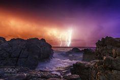 An en-lightning sunrise