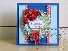 Art-Carta : Czerwony, niebieski, zielony...