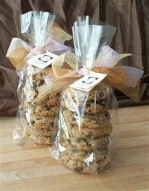 Ways to wrap cookies 1