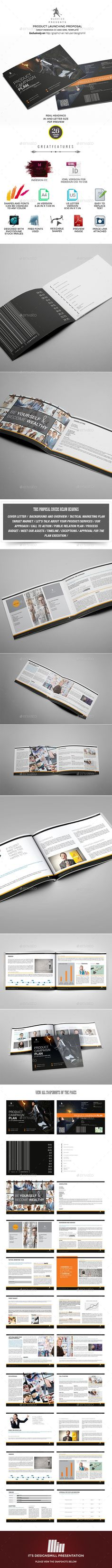 Three Rings Project Proposal Template Proposal templates - best proposal templates